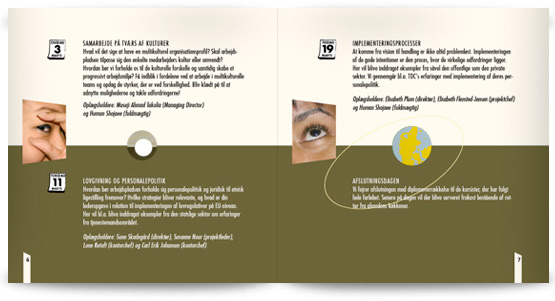 Brochure for Personalestyrelsen
