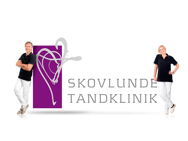 Grafisk identitet for Skovlunde Tandklinik